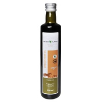 Edible hemp oil