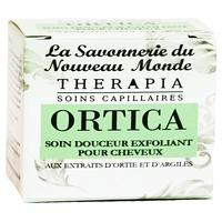 Esfoliante para cabelos ORTICA - Com extratos de urtiga e argila