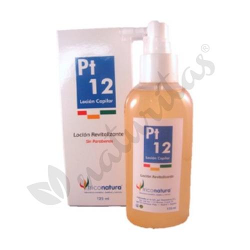 Loción Pt 12 125 ml de Triconatura