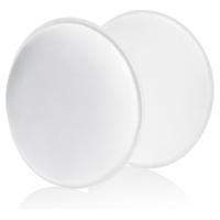 Discos absorbentes lavables