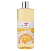 Jabón líquido con aceite esencial de naranja