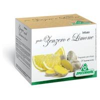 Infusión jenjibre y Limón