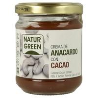 Krem z orzechów nerkowca z kakao