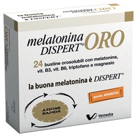 Melatonina Dispert Oro