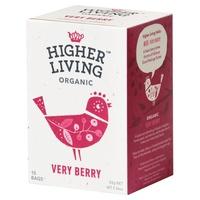 Infusión Very Berry Bio