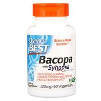 Bacopa con Synapsa 320mg
