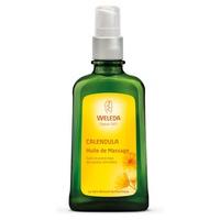 Olio da massaggio alla calendula 100ml (pompa)