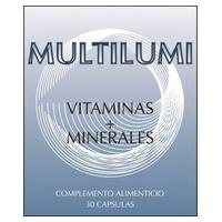 Multilumi (Vitaminas y Minerales)
