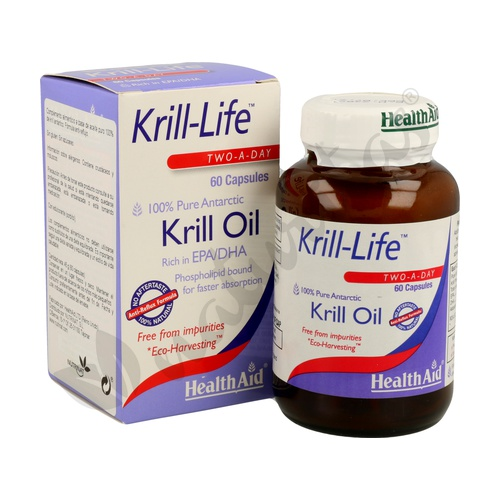 Krill Life