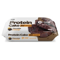 Protein Cake Chocolate con Naranja