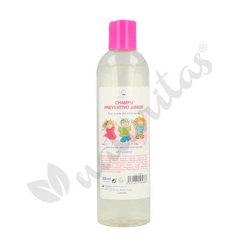 Champú preventivo junior con aceite del arbol del te (Antipiojos)