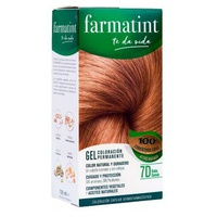 Gel Farmatint  7R (color Rubio Cobrizo)