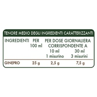 GINEPRO ESTRATTO INTEG 200ML