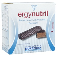Ergynutril Barras (Sabor Chocolate)