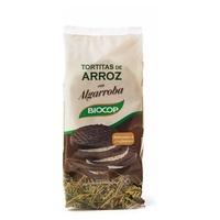 Tortitas Arroz Integral Bio con Algarroba