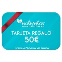 Tarjeta Regalo 50€ Naturitas
