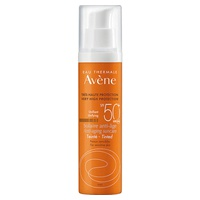 SPF 50+ Anti-Aging Tinted Suncare