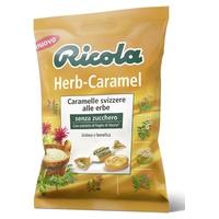 Caramel aux herbes