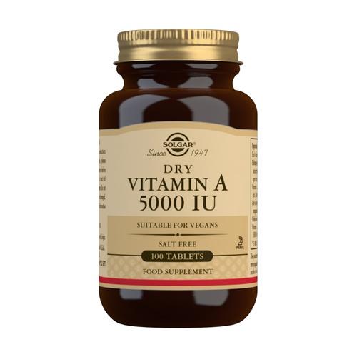Vitamina A Seca 5000 UI
