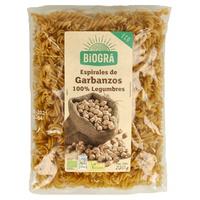 Espirales de Garbanzos  250 gr. de Biogra