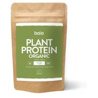 Plant protein organic Matcha-Vainilla