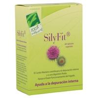 Silyfit 60 cápsulas de Cien Por Cien Natural