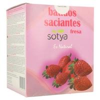Batido Saciante (Fresa)
