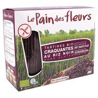 Tartines Craquantes Bio Riz noir