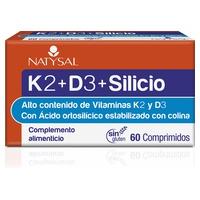 K2 + D3 + Silício
