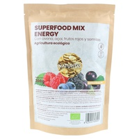 Wymieszaj Superfoods Owies Açai i Czerwone Owoce