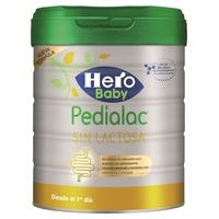 Lait de démarrage 1 Pedialac sans lactose 0m +