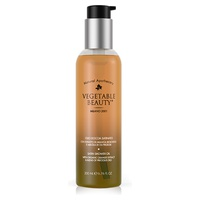 Aceite de ducha satinado con extractos de naranja y una mezcla de aceites preciosos