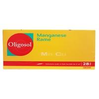Oligosol Manganese - Rame