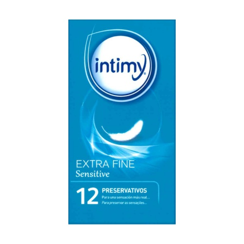 Preservativos Extra Fine x 12