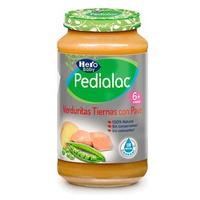 Jar of Tender Vegetables with Turkey Hero Baby Pedialac