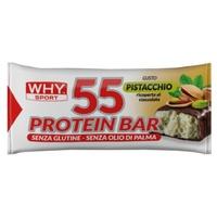 Protein bar pistacchio