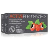 Active performance