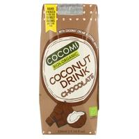 Bebida de Coco Sabor Chocolate Bio