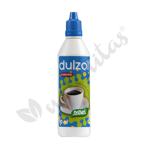 Edulcorante Dulzol Líquido 90 ml de Santiveri