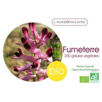 Fumitory organic flowering aerial part
