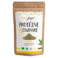 Organic hemp protein