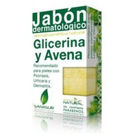Jabón Glicerina Avena