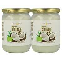 Pack 2x Aceite de coco