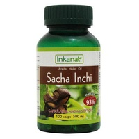 Aceite Sacha Inchi