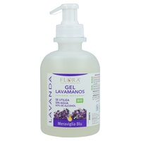 Hand Cleansing Gel with Lavender and Tea Tree