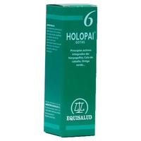 Holopai 6 (Regenerador tejido, Antiinflamatorio) 31 ml de Equisalud
