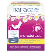 Compresas naturales Ultra extra Long
