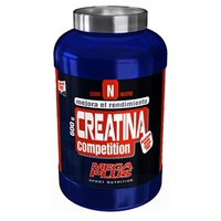Creatina Competition 150 comp. masticables  150 comprimidos masticables  de Mega Plus