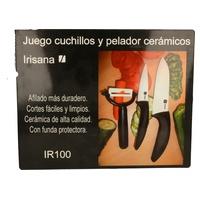 Set Cuchillos + Pelador