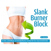 Slank Burner Block